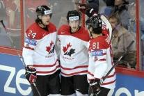 Hokejisti Kanady