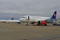 MVSR Airbus A319 špeciál prílet Kaliňák