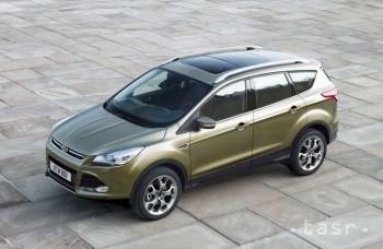 Ford spúšťa výrobu modernejšej a inovatívnej Kugy