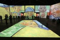 Multisenzorická výstava Van Gogh Alive