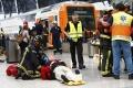 Havária prímestského vlaku v Barcelone: Počet zranených stúpol na 54
