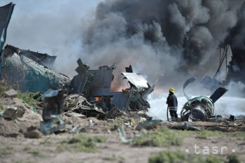 Útok na lietadlo v Somálsku spáchali pomocou nálože ukrytej v laptope