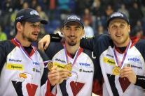 Slovan získal extraligový titul
