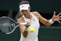 Finále Wimbledonu: S. Williamsová - Muguruzová