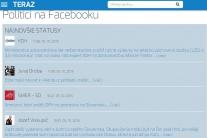 Portál Teraz.sk zaraďuje do svojej ponuky agregátory sociálnych sietí