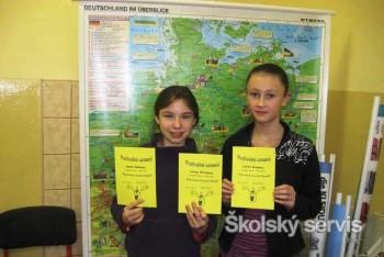 Pre žiakov ZŠ J. Fándlyho v Seredi je nemčina zábava