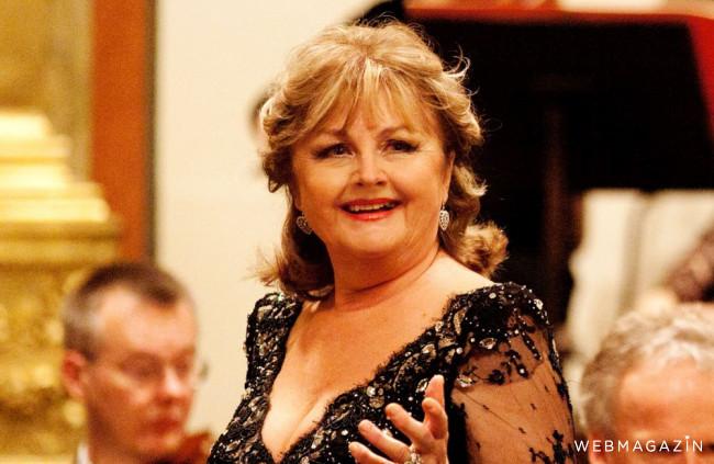 Vo veku 74 rokov zomrela operná speváčka Edita Gruberová