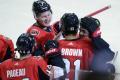 NHL: Philadelphia zdolala Ottawu, najvýraznejším hráčom bol Laughton