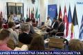 REPORTÁŽ: Parlamentná dimenzia slovenského predsedníctva