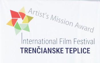Zlatú žabu si z Trenčianskych Teplíc odniesol film Amanitas