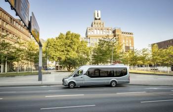 Jedinečná technika premietnutá v novom reprezentatívnom minibuse