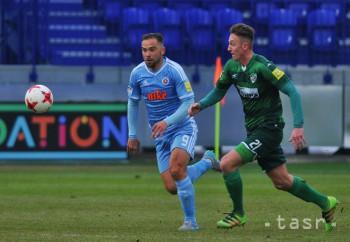 Fortuna liga 20. kolo: Druhý Slovan na vedúcu Žilinu stráca 9 bodov