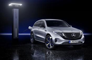 Na scénu prichádza Mercedes-Benz EQC