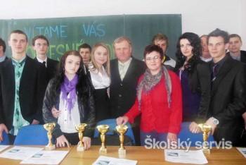Stredoškolská odborná činnosť v SOŠ drevárskej v Krásne nad Kysucou