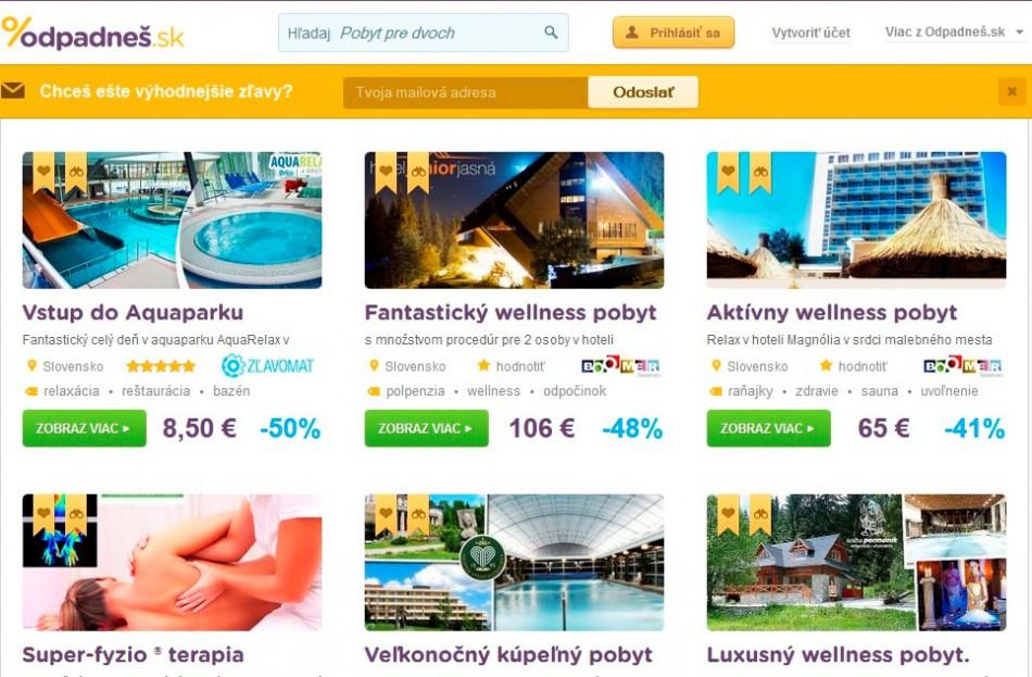 2ba1742cc Slováci hľadajú zľavy na internete stále viac