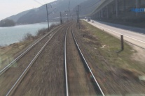 UNIKÁTNY VIDEOPROJEKT: Cestujeme ďalej, dnes na trati Trenčín-Žilina