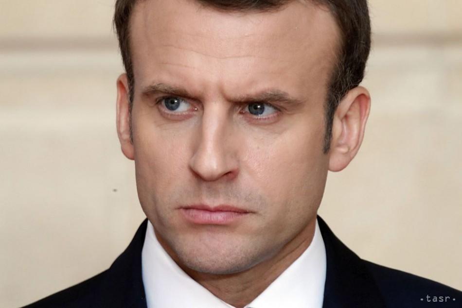S politikou Macrona nie je spokojných 60 percent Francúzov c8b683a112d