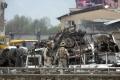 V Kábule zabíjal Islamský štát: Po výbuchu 80 mŕtvych