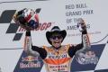 Domáci Marquez je víťazom kategórie MotoGP na VC Aragónska