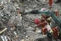 V Číne sa zrútil hotel, zahynulo 12 ľudí
