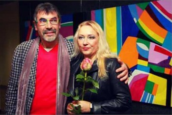 Daniel Bidelnica s manželkou vystavujú v Galerii Silencium