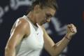 Najvyššie nasadená Halepová do štvrťfinále turnaja WTA v Prahe