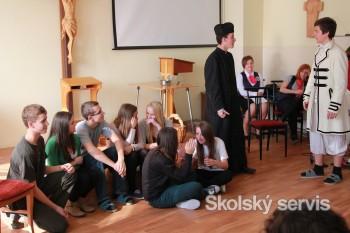 Jubilejný misijný jarmok na cirkevných školách v Starej Ľubovni