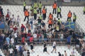 Austria po zápase s Trnavou hlási škody v diváckom sektore