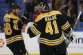 NHL: Halák s 25 zákrokmi pomohol Bruins k triumfu nad Rangers