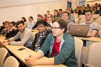 ŽILINA: Deň Erasmus+ na ŽU vyzdvihol benefity medzinárodnej spolupráce