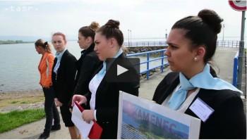 Študenti prezentovali na maturitnej skúške cestovný ruch na Zemplíne
