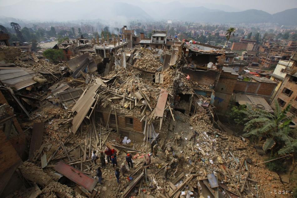 V Nepále je zatia