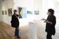 Trenčianska galéria otvorila tri výstavy, reagujú i na pandémiu