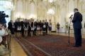 VIDEO: Prezident A. Kiska vymenoval 18 sudcov bez časového obmedzenia