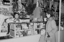 FOTO: Socialistické predvianočné nákupy očami dobových fotografov