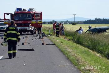 VIDEO: Pri dopravnej nehode zahynula mladá vodička