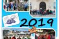 Spomienkový kalendár 2019 - Turisti a novinári v akcii