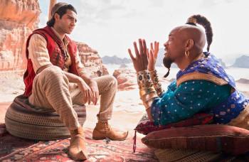 KINO NOVINKY TÝŽDŇA: Aladin a Bolesť a sláva