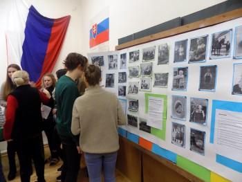 OA Šurany: Výstava 100 rokov Československa