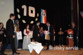 Výročie Študentskej konferencie Gymnázia A. Sládkoviča v Krupine