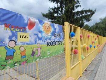 Školská rodina sa zišla na 4. ročníku Dňa rodiny na Hradnej