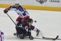 HC Slovan Bratislava  CSKA Moskva