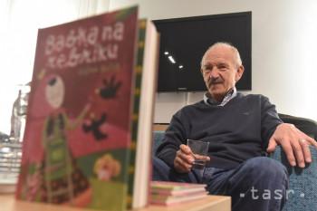 Dušan Dušek, prozaik, scenárista a autor kníh pre deti, má 75 rokov