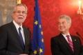 Odchádzajúci prezident Fischer prijal vo Viedni svojho nástupcu