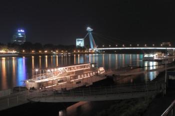 Na krásnom modrom Dunaji sú najlepšie párty