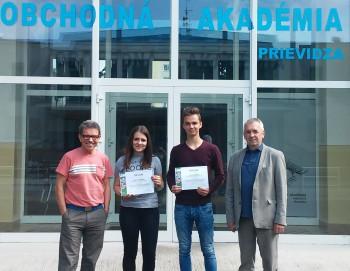 Obchodnú akadémiu v Prievidzi zrekonštruujú z fondov Európskej únie