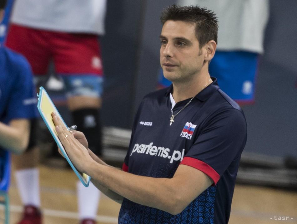 d7f85518fd055 Kravárik oznámil širšiu nomináciu na kvalifikáciu ME 2019 vo volejbale