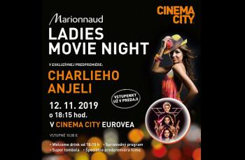 LADIES MOVIE NIGHT so silou Charlieho Anjelov