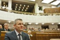 Voľba nového predsedu NRSR
