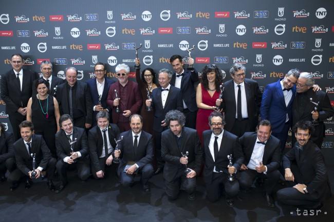 V Madride udeľovali iberoamerické filmové ceny Platino Awards
